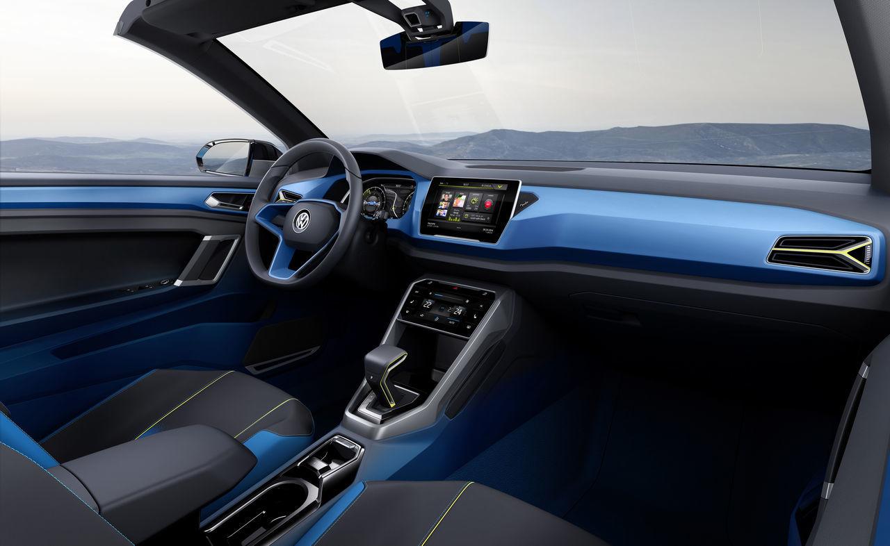 Foto de Volkswagen T-ROC Concept (15/22)