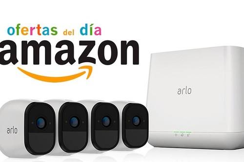 Ofertas del día y buenos precios en la gama de vídeo vigilancia Arlo Pro de Netgear