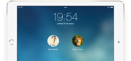 Las próximas novedades del iPad serán las apps a pantalla partida, el iPad Pro y el soporte multiusuario