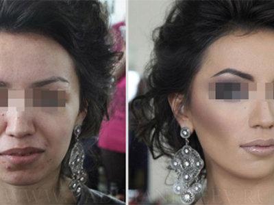 No, ningún hombre argelino ha demandado a su mujer tras verla sin maquillaje