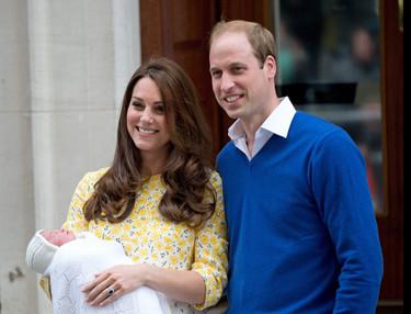 La nueva princesa británica ya tiene nombre: Charlotte Elizabeth Diana