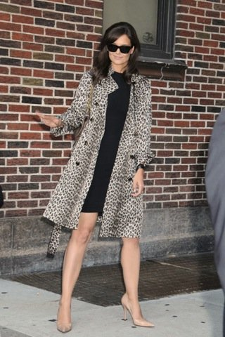 Katie Holmes vestido