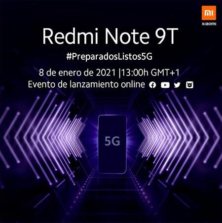 Xiaomi Redmi™ Note 9t