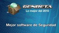 Lo mejor de 2010: mejor software de seguridad