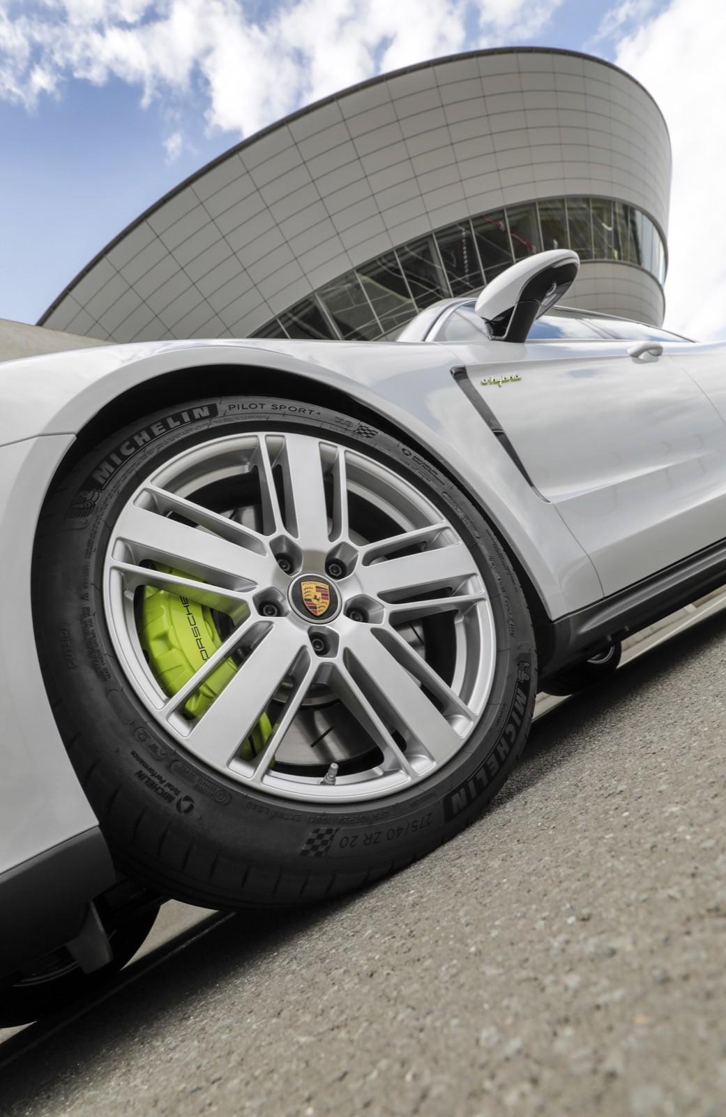 Foto de Porsche Panamera 2021 (55/57)