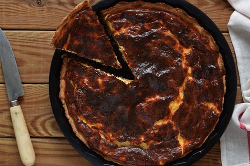 Tarta salada de queso suiza o käsewähe: receta tradicional imprescindible en los hogares suizos
