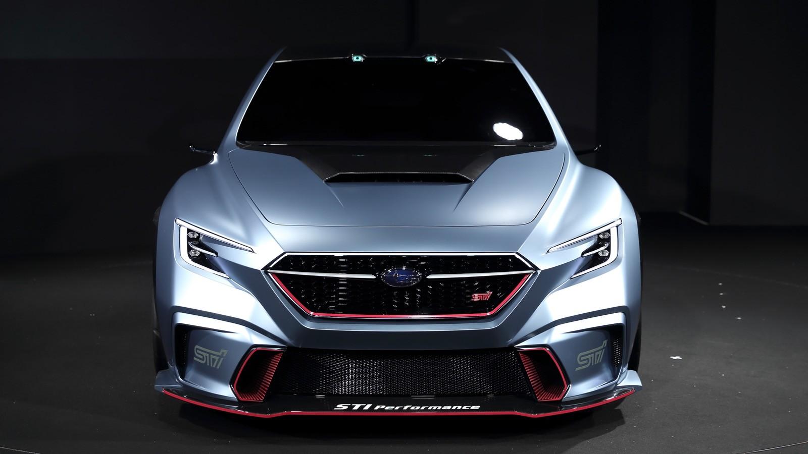 Foto de Subaru Viviz Performance STi 2018 (3/10)
