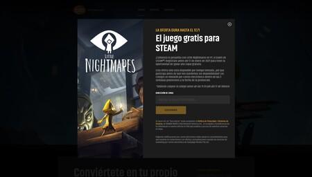 Little Nightmares completamente gratis para PC con Steam, cómo conseguirlo