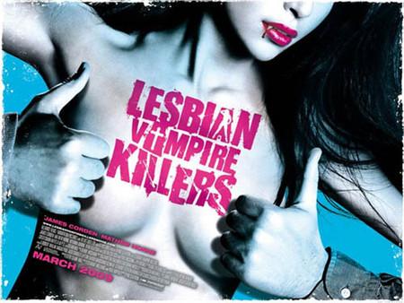 'Lesbian vampire killers', las chupasangres toman el protagonismo