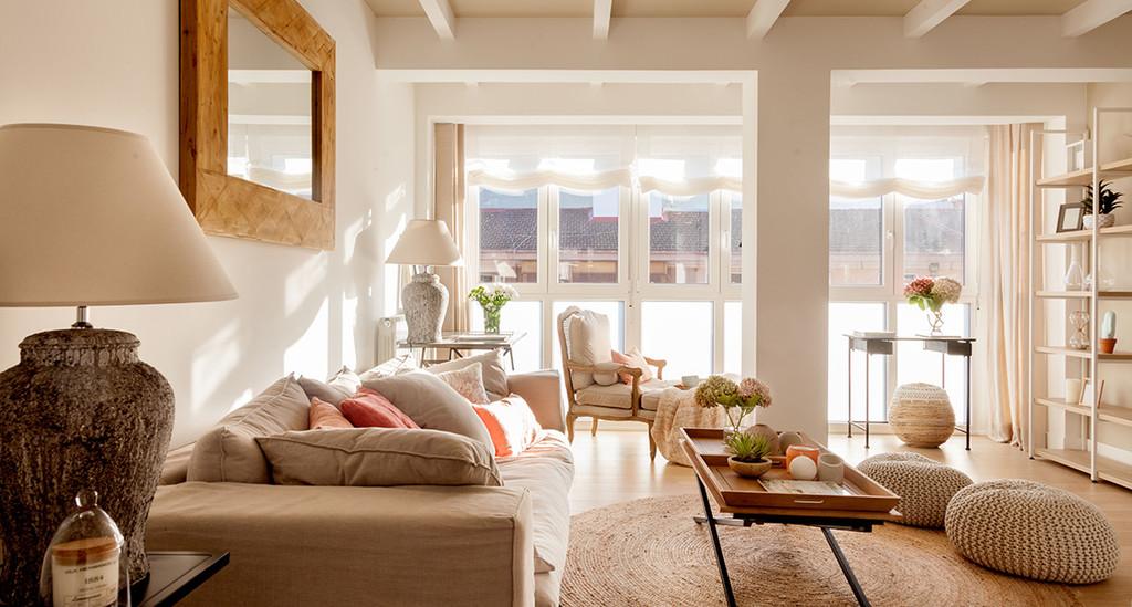 El cambio radical de un piso en Bilbao gracias al cual se ha convertido en una casa cálida y llena de buenas ideas