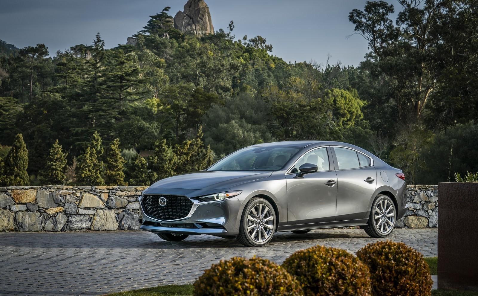 Foto de Mazda3 2019 Sedán (33/40)