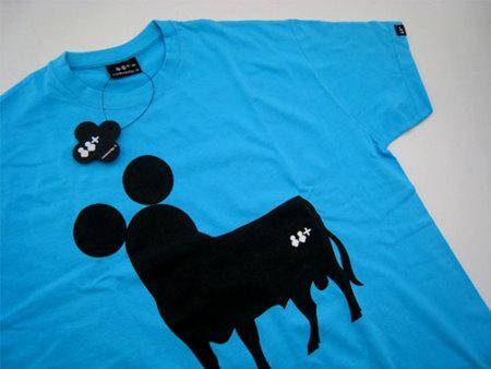 Camiseta Mickey Bull de Lasdosyalgo