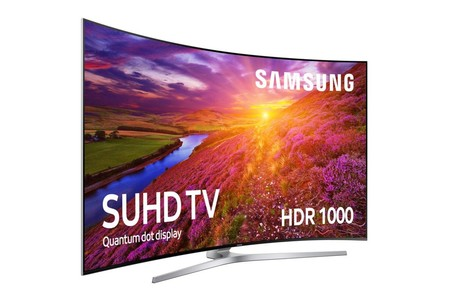 Samsung SUHD TV set