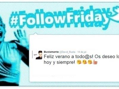 #FollowFriday de Poprosa: entre aniversarios, cumpleaños, carnaval y mucho amor