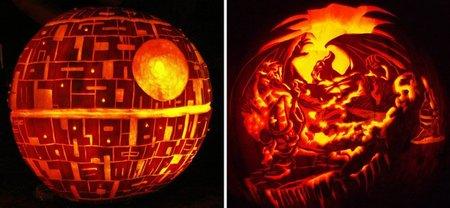 Calabazas originales de Halloween - 2