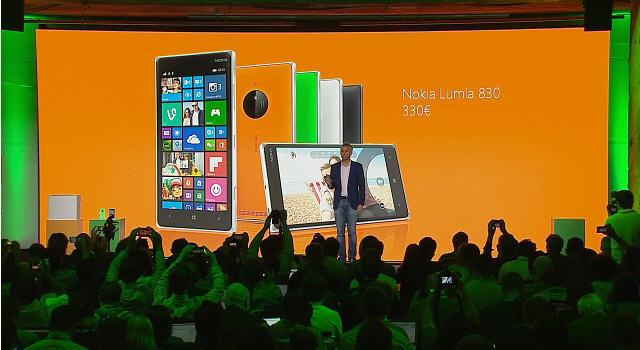 Foto de Nuevos Lumia 830, 730 y 735 (16/31)