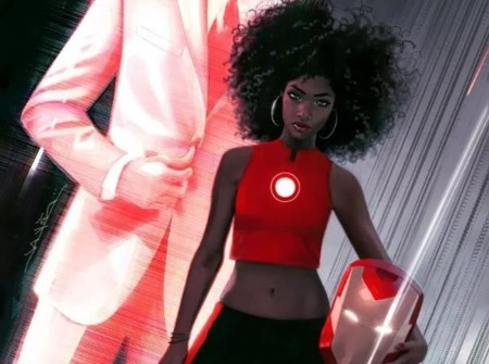 Riri Williams Iron Man 2