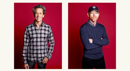 Brian Grazer y Ron Howard