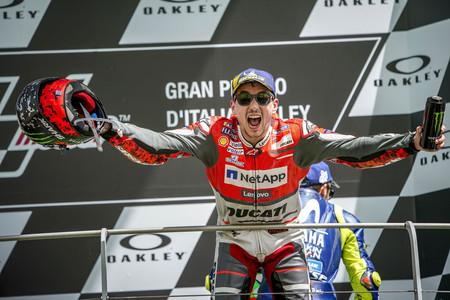 Jorge Lorenzo es una opción real para sustituir a Andrea Dovizioso en Ducati a partir de 2021