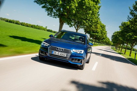 Audi A4 Avant G Tron