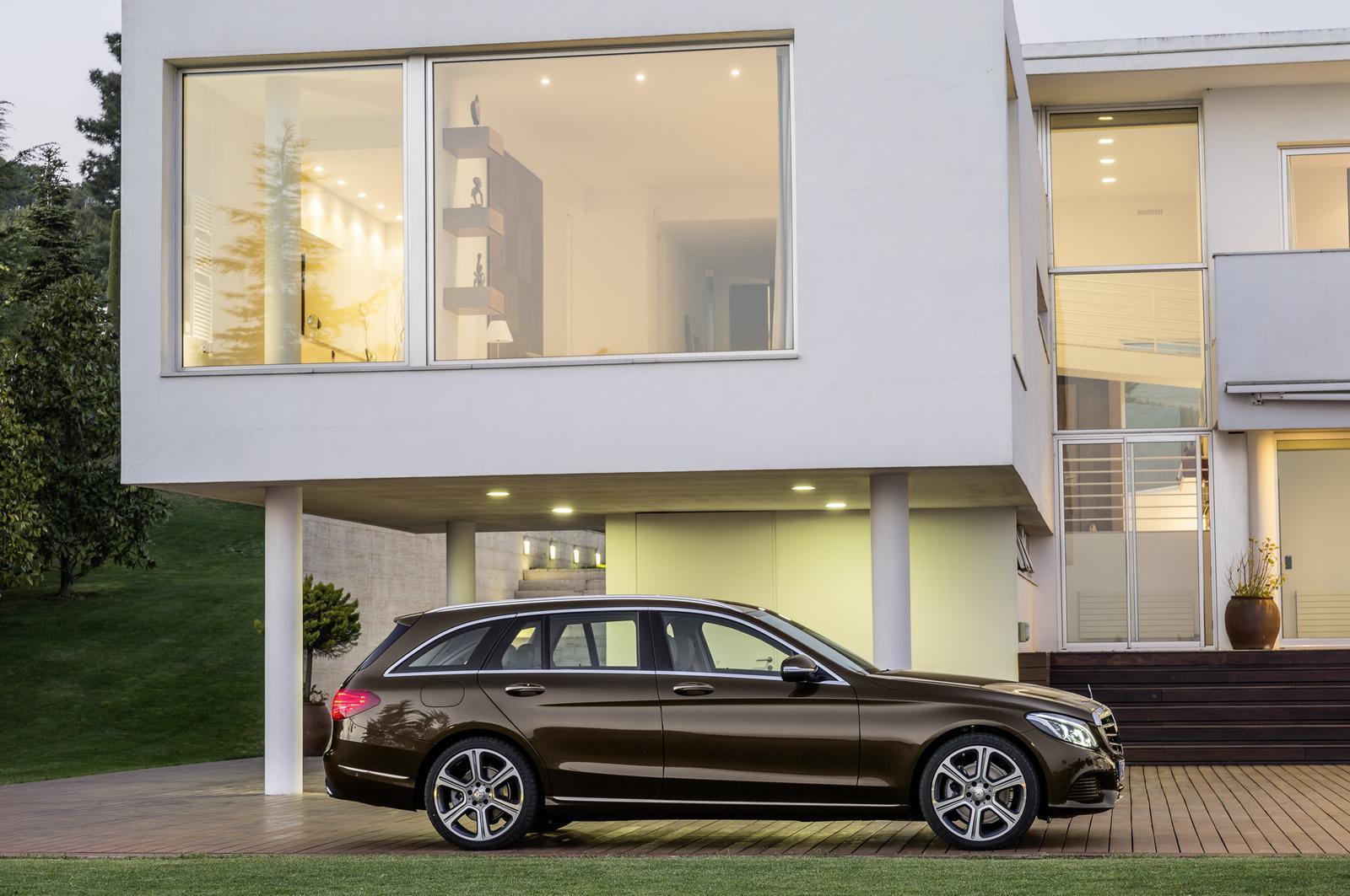 Foto de Mercedes-Benz Clase C Estate 2014 (10/36)