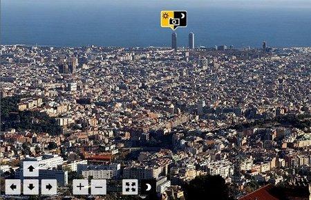 Barcelona Panorama: panorámica de la ciudad con 60 gigapíxeles de resolución total