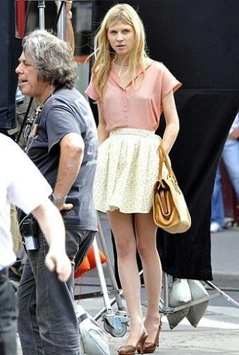El estilo de Clémence Poésy, la nueva chica Gossip Girl