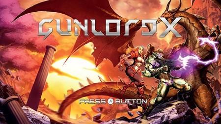 Gunlord, ese Turrican del siglo XXI hipervitaminado de la Neo Geo, llegará a Nintendo Switch [GC 2018]