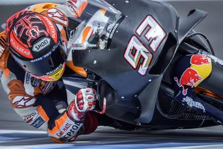 Marc Marquez Test Jerez Motogp 2018