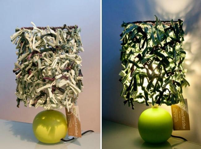 Foto de Creatividad y sostenibilidad ecológica en la colección de lámparas de Ecocentriche (2/6)