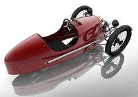 Morgan SuperSport Junior Pedal Car, celebrando los 100 años de Morgan