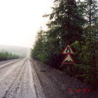 """""""La carretera de los huesos"""": el trayecto ruso que Google Maps ha eliminado tras un accidente mortal"""