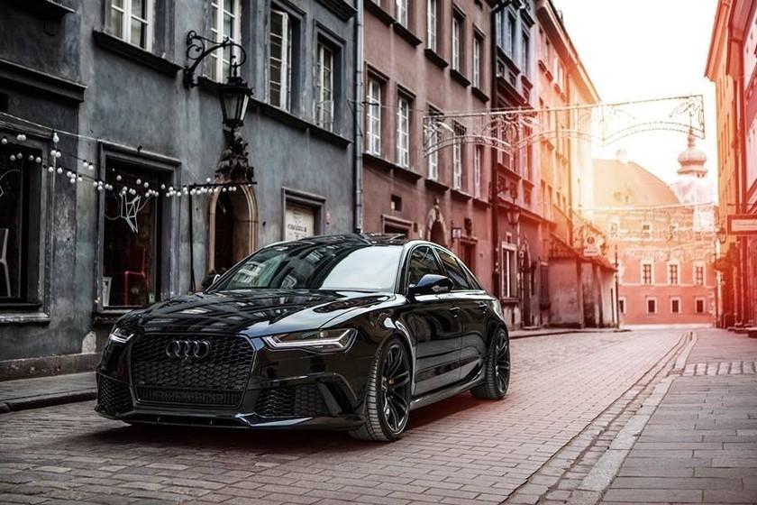 ¡Siniestro! Aquí tienes el Audi RS6 sedán de 600 CV que decidieron no fabricar en Ingolstadt