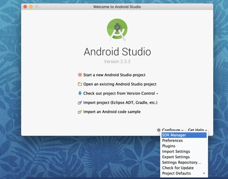 Android Sdk 8