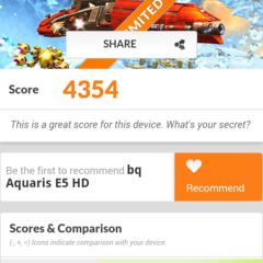 Foto 17 de 18 de la galería benchmarks-aquaris-e5-4g en Xataka Android