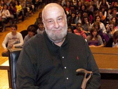 César Mallorquí, Premio Cervantes Chico del Ayuntamiento de Alcalá de Henares