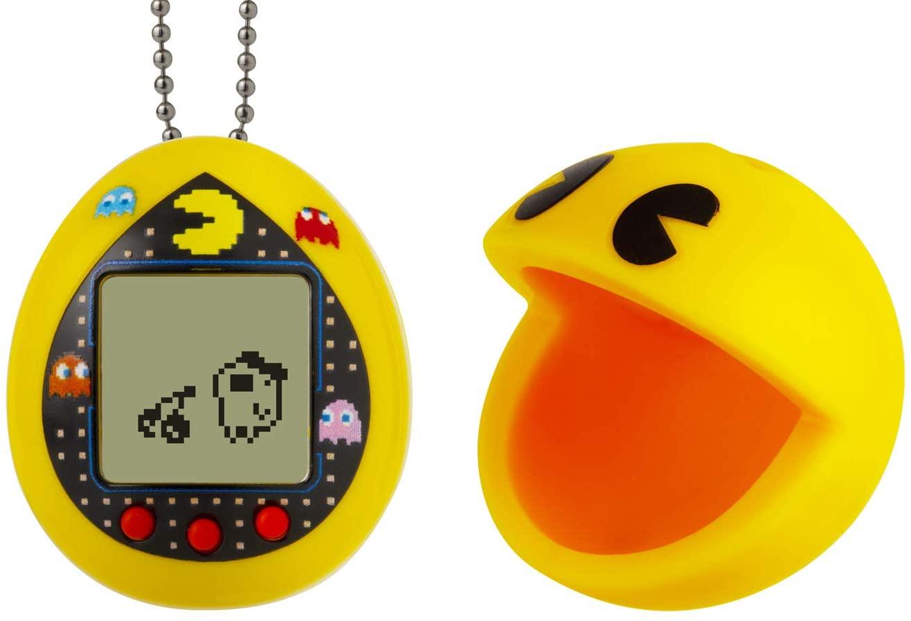 Tamagotchi Deluxe de Pac-Man con estuche - Amarillo