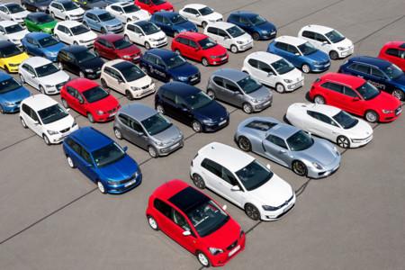 Después del escándalo, Grupo Volkswagen se mantiene como el segundo fabricante mundial de coches