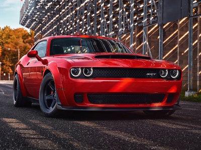 Dodge Challenger SRT Demon, 840 hp y 770 lb-pie para un 0 a 100 km/h en 2.3 segundos