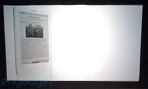 Foto de Amazon Kindle DX (1/3)