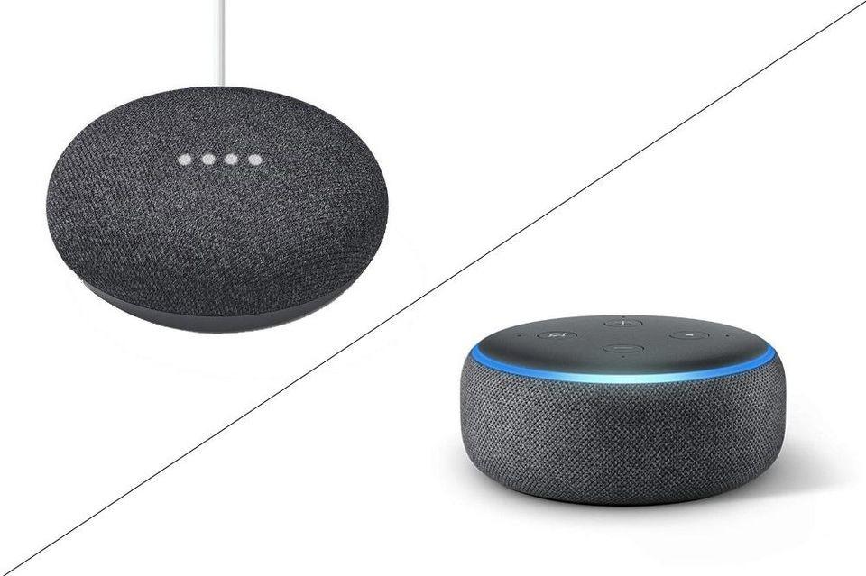 A Google se le atragantan los altavoces inteligentes: cae en picado mientras Amazon y Alexa crecen sin parar (y cuidado con Baidu)