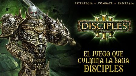 FX Interactive apuesta fuerte por el mercado digital con 'Disciples III - Resurrection'