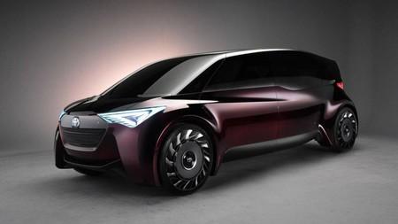 Toyota Fine-Comfort Ride Concept pretende dejar frío al Bolt, gracias a su autonomía de 1,000 Km
