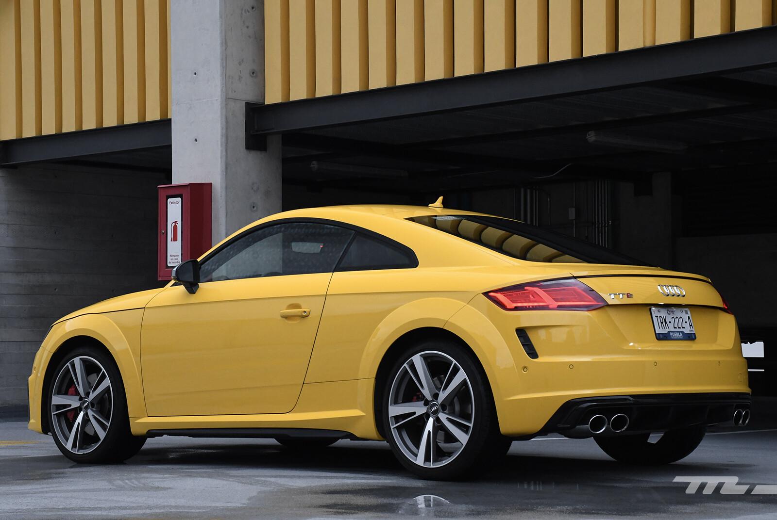 Foto de Audi TTS (prueba) (7/29)