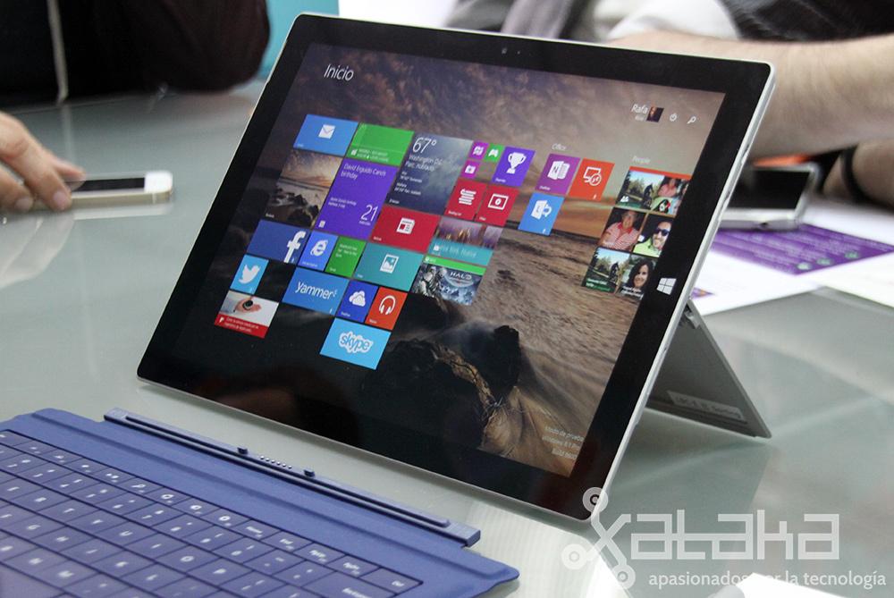 Foto de Microsoft Surface Pro 3 (20/39)