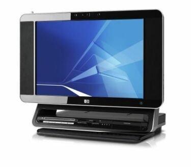 [CES 2007] HP TouchSmart, el centro multimedia