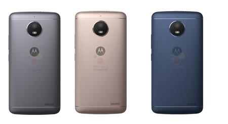 El Moto E4 se deja ver en unas imágenes de prensa un mes antes de su presentación