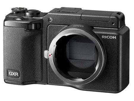Ricoh GXR con módulo Leica