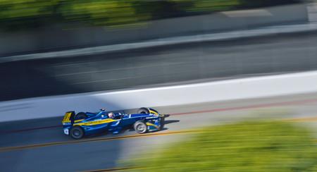 Así es la parada en boxes de la Formula E