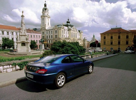 Peugeot 406 Coupe 2001 1600 0b